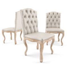 Jolie dinning chair 3D Model
