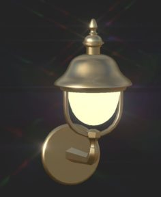 Lantern 5 3D Model