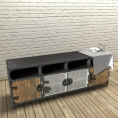 Dressers 3D Model
