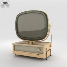 Philco Predicta 3D Model