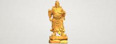 Guan Gong 03 3D Model