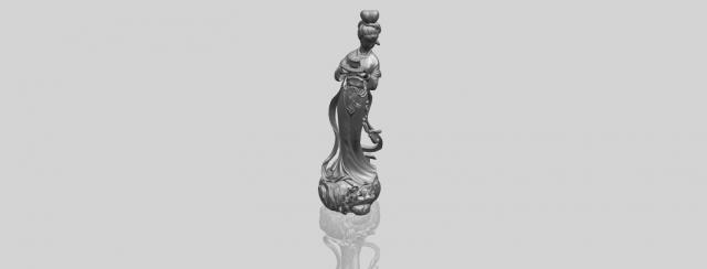 Fairy 01 3D Model