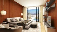 No 34 Bedroom interior design 3D Model
