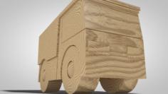 Truck Free 3D Model