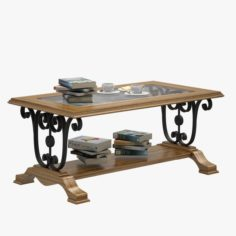 Table 18 3D Model