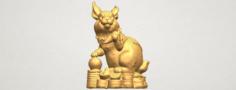 Rabbit 02 3D Model