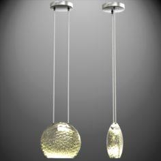 Lolli Pendant Lamp 3D Model