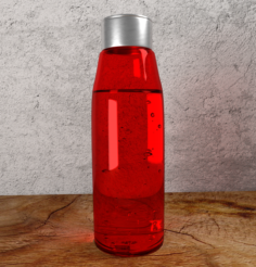 Water Can 3D Model