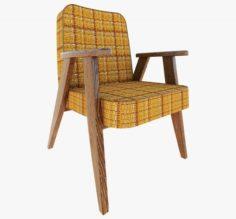 Furniture Arm Chair 3D Model