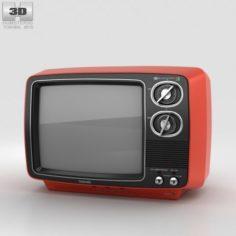 Toshiba Blackstripe 3D Model