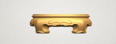 Platform base 3D Model