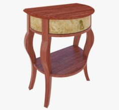 Furniture Small Console 3D Model