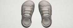 Shoe 01 3D Model