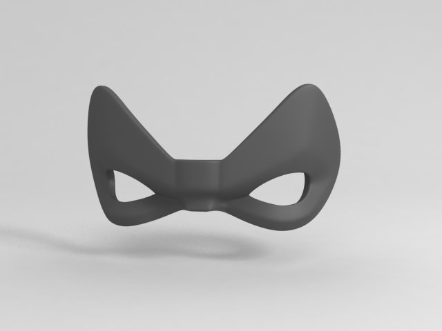Mask 3D 3D Model