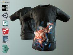 Shirts1 3D Model