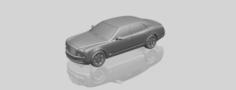 Bentley Arnage 2010 3D Model