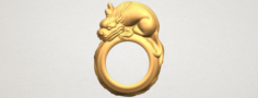 Pi Xiu Ring 3D Model