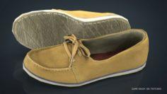 Summer Sneakers 3D Model