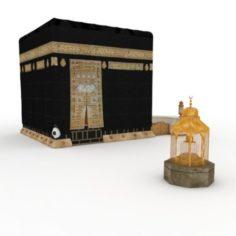 Kaba 3D Model