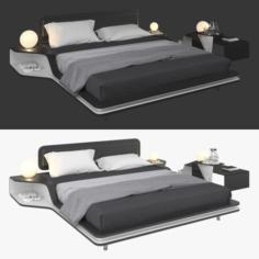 Ayrton Bad from Estel 3D Model