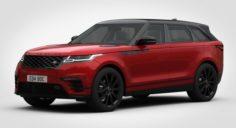 Range Rover Velar R-Dynamic SE 2018 3D Model