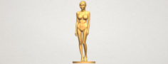 Sexy Girl 05 3D Model