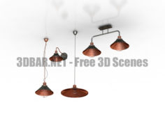 Nowodvorski Lighting TECHNOLUX Garret 3D Collection