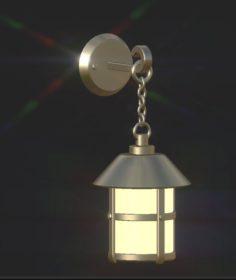 Lantern 3 3D Model