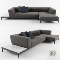 3D-Model  Sofa