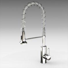 Mirabelle Kitchen Faucet 3D Model