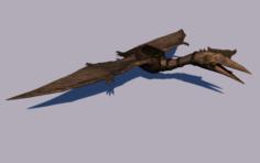 Pterodactylus 3D Model