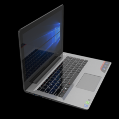 Lenovo U41 LAPTOP 3D Model