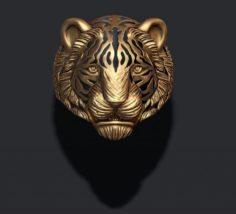 Tiger ring 3D Model