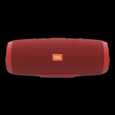 JBL CHARGE 3 WIRELESS PORTABLE SPEAKER RED 3D Model
