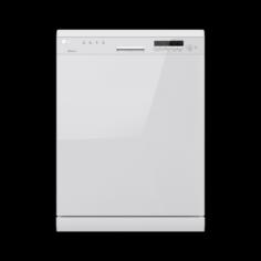 Dish Washer D1451WF 3D Model