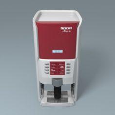 Nescafe Alegria Coffee Machine 3D Model