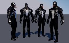 Venom 3D Model