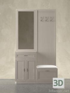 3D-Model  Hallway ADAGIO 18
