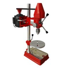 Bench Drill 3D Model