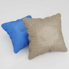 3D cushions 3D Model