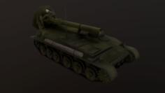 2S4 Tyulpan 3D Model