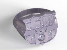 Barcelona ring 3D Model