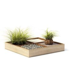 Flower pot 10 3D Model