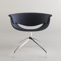 Stuhl Modern 3D Model