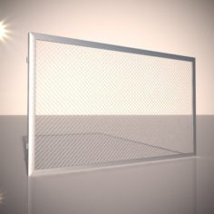 Fence 05 3D Model