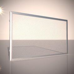 Fence 05 3D Model