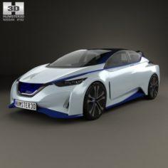 Nissan IDS 2015 3D Model