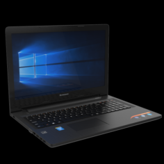 Lenovo G50 LAPTOP 3D Model