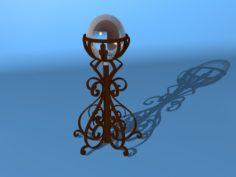Lamp bowl 3D Model