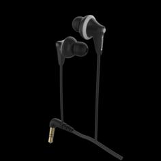 Panasonic HJE125E Earphones Black 3D Model
